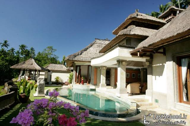 هتل ویسروی بالی، اندونزی