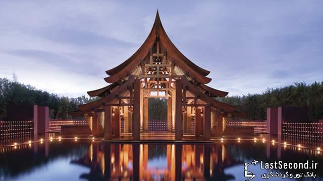 لوکس ترین هتل های دنیا : ریتز کارلتون  ،کرابی