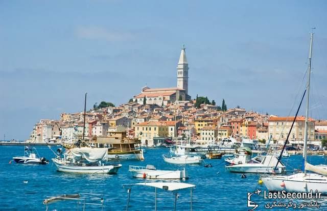 جاذبه های توریستی و گردشگری ، کرواسی