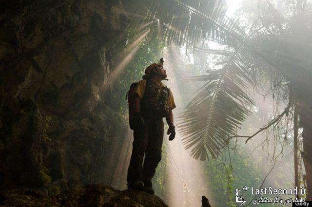 گردشی در بزرگترین غار زیرزمینی جهان در ویتنام