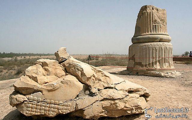 شهرهای گمشده در غبار زمان (بخش سوم): شهرهای باستانی ایران