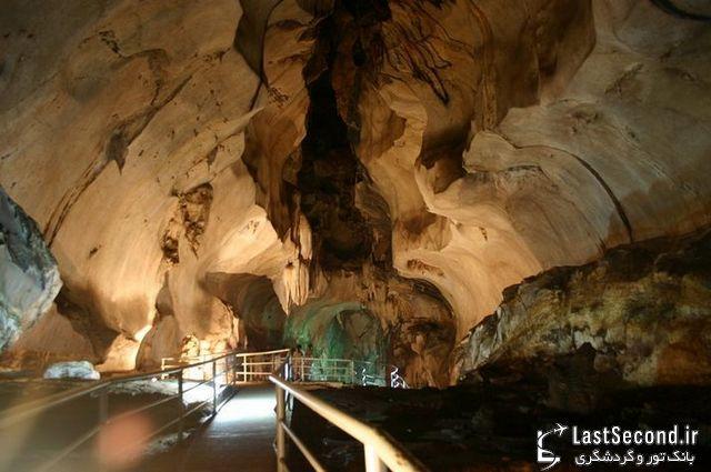 10 غار تماشایی در مالزی