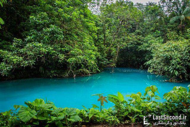 پارک ملی آتشفشان تنوریو در کاستاریکا