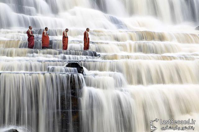 آبشار پونگوئا در ویتنام