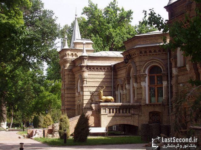سفر به شهر تیمور(تاشکند)