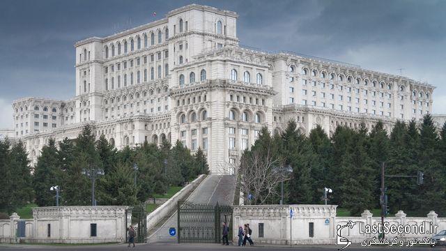 قصر دیکتاتور رومانی جاذبه ی تازه گردشگری
