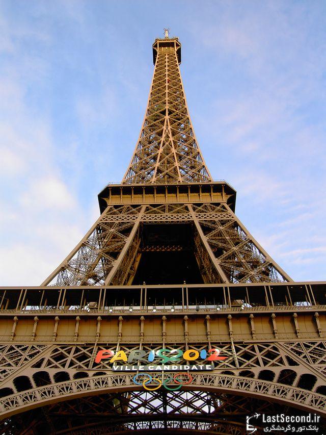 پاریس شهر زیباییها
