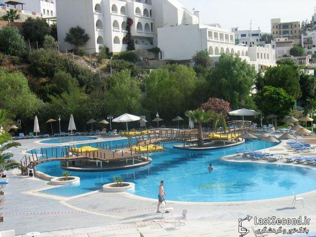 هتل سالماکیس در بدروم