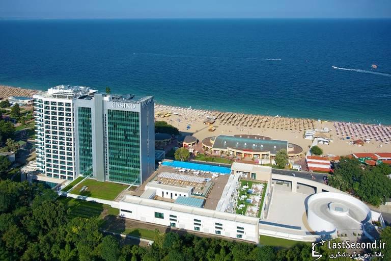 هتل اینترنشنال ،وارنا، بلغارستان