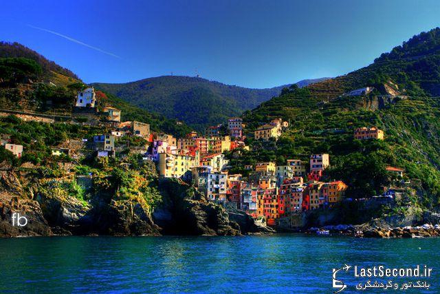 رنگارنگترین شهرهای جهان