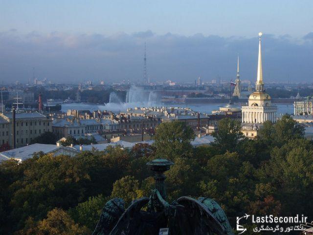 مکانهای دیدنی سن پترزبورگ
