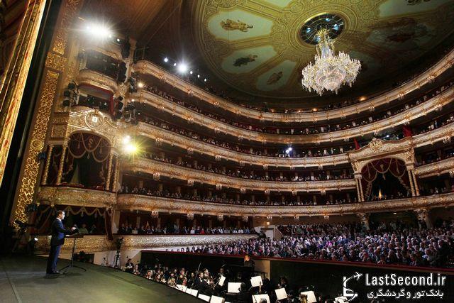 10 سالن اپرای برتر جهان
