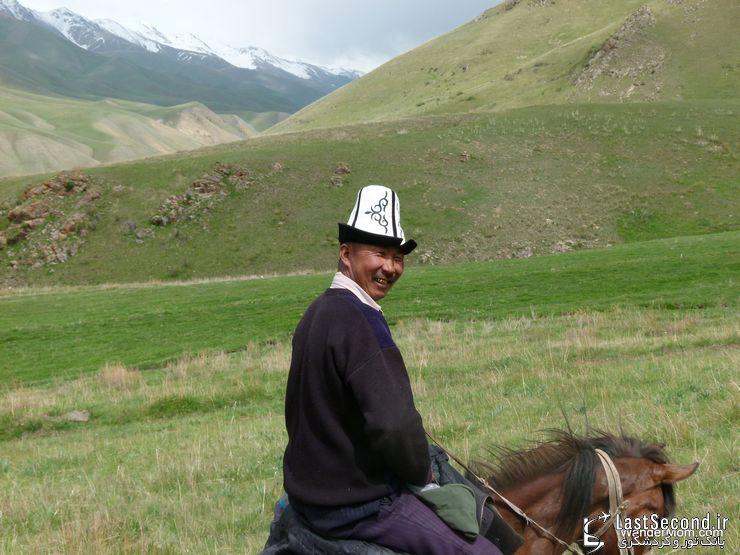 قرقیزستان؛ کانادایی در آسیای مرکزی