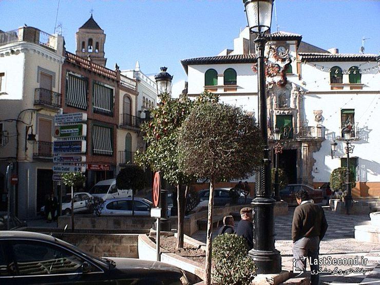 شهر خائن در اسپانیا