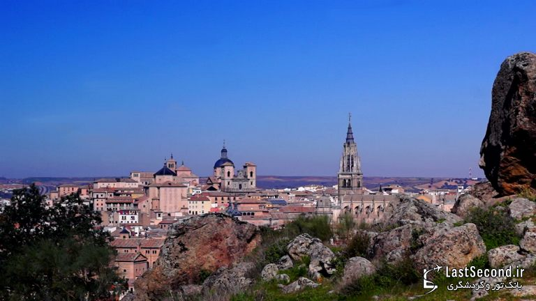 شهر تولدو در اسپانیا