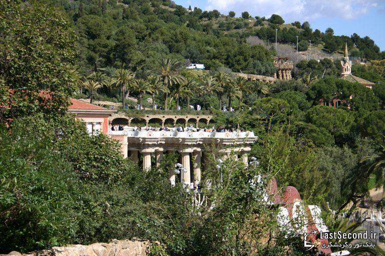 پارک گوئل در اسپانیا