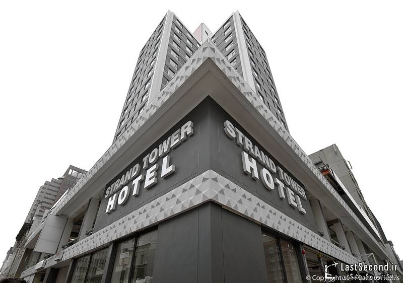 هتل Moslow در ژوهانسبورگ