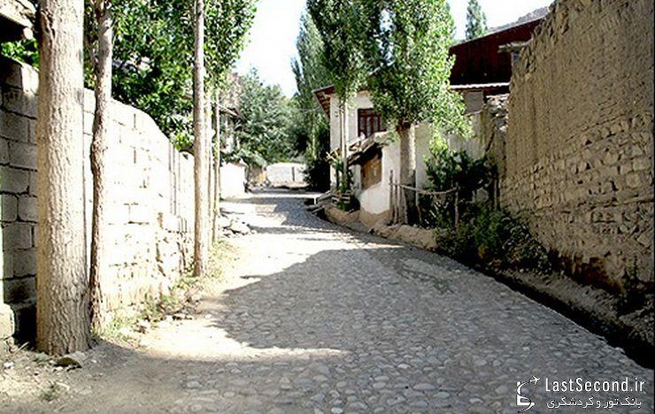 دیدار از روستای پدر شعر نو ایران نیما یوشیج