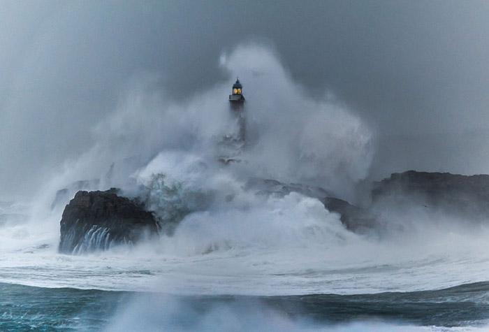 تصاویری دیدنی از فانوسهای دریایی