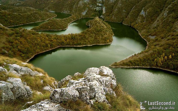 منطقه اوواچ در صربستان