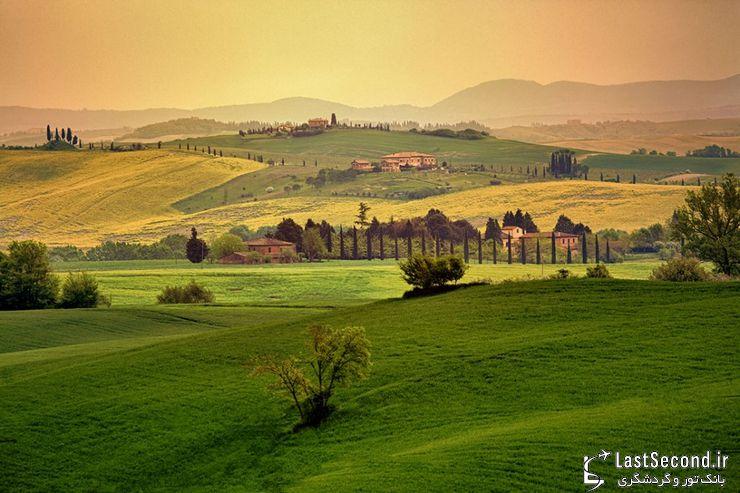 آشنایی با منطقه توسکانی در ایتالیا