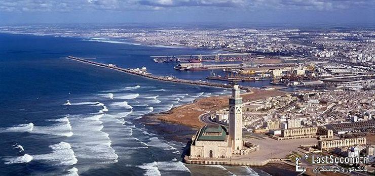 آشنایی با کازابلانکا در مراکش