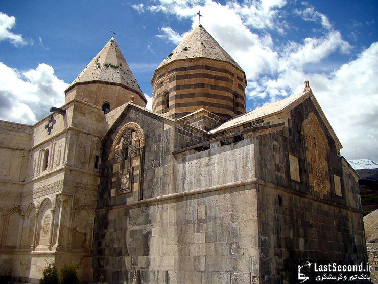 قدیمیترین کلیسای جهان در ایران
