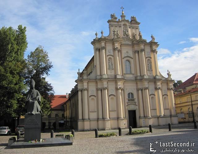 سفرنامه لهستان (شهرهای ورشو و کراکف)