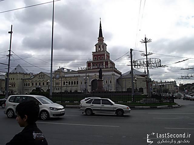 سفرنامه روسیه