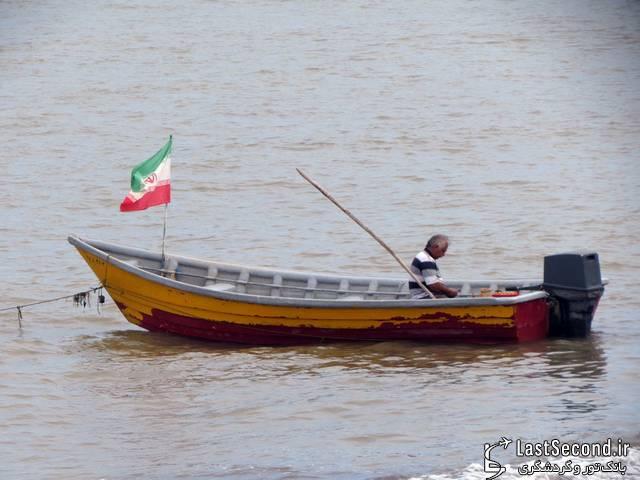 سفرنامه قسمتی از شمال و شمال غربی کشور ایران