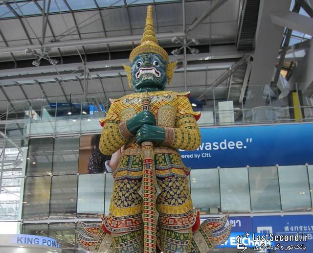 سفرنامه بانگکوک – پوکت