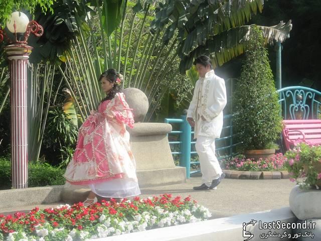 باغ عروسی ساری