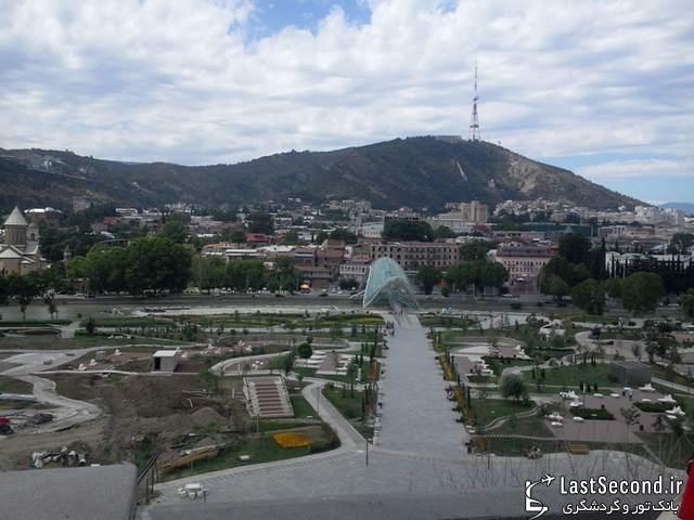گرجستان بهشت واقعی