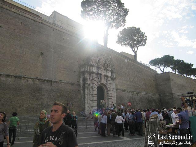 سفرنامه رم