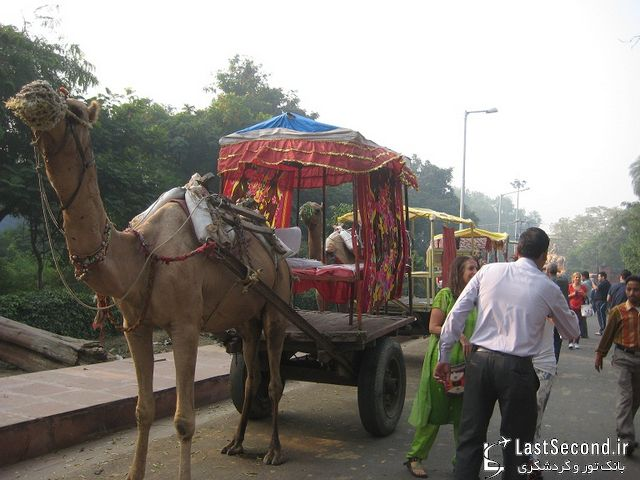 سفرنامه مثلث طلایی-هندوستان