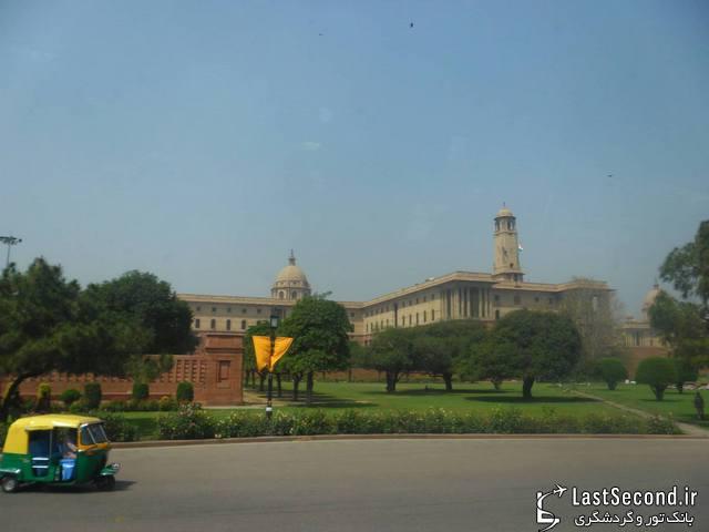 سفرنامه مثلث طلایی هند