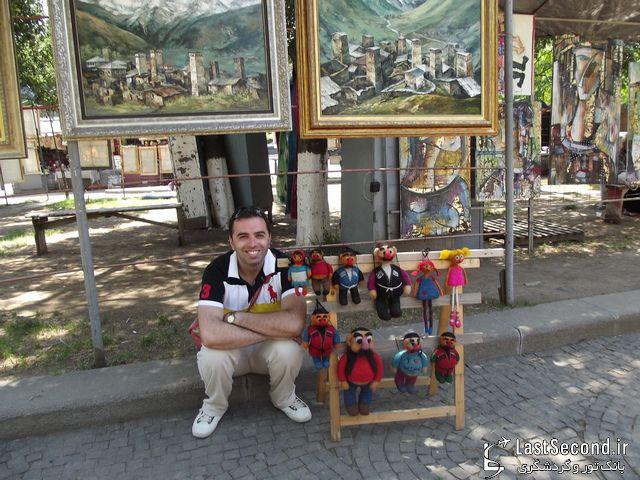 سفرنامه تفلیس - گرجستان