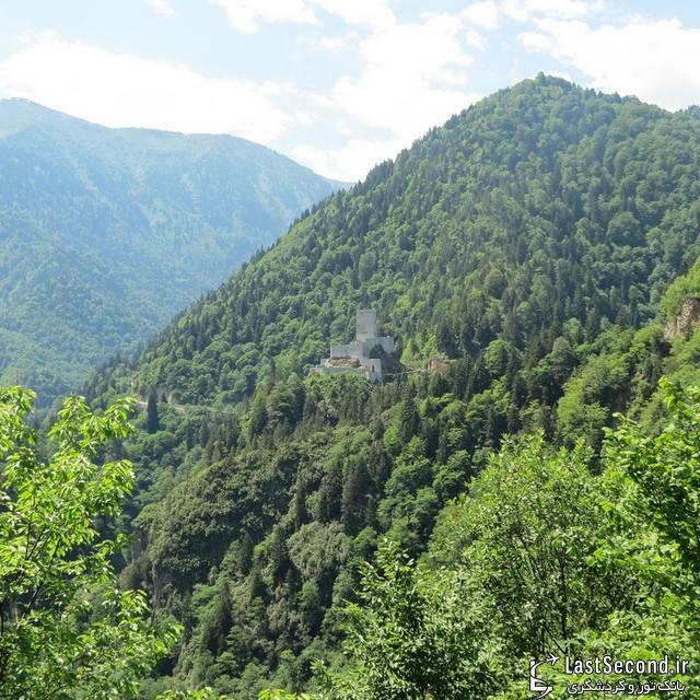 گرجستان(باتومی)وترکیه(ریزه-ترابزون)