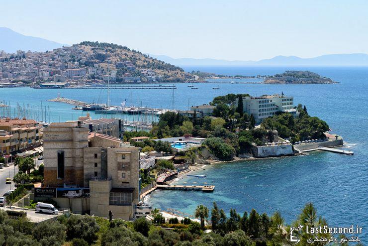 تور ترکیه - سفرنامه کوش آداسی قسمت اول