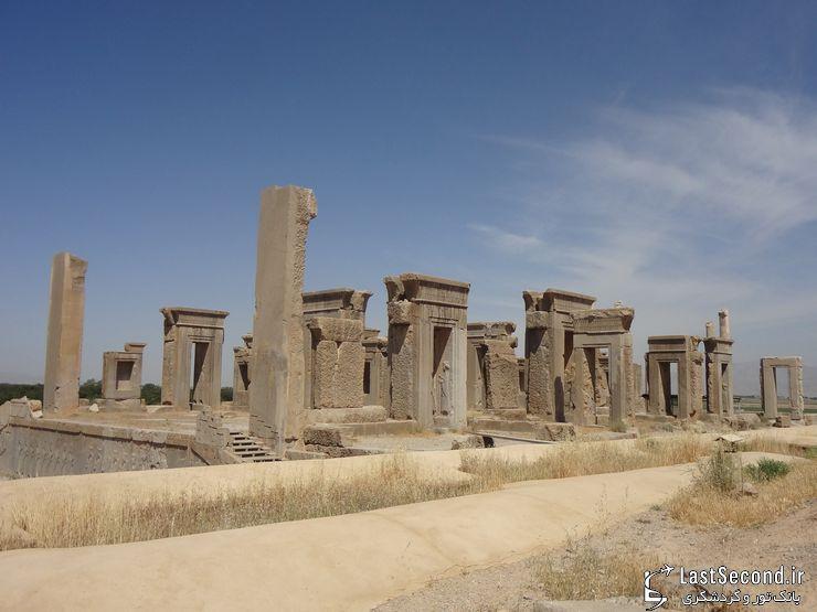 سفرنامه کاشان- اصفهان- شیراز