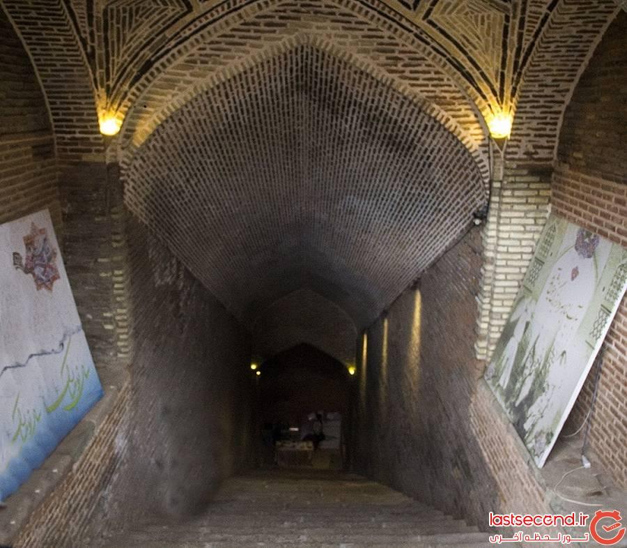 سفر یک روزه  به قزوین