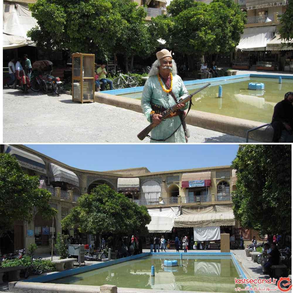 سفرنامه شیراز (نگین شهرهای توریستی ایران)