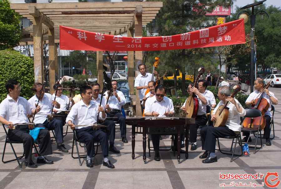 سفر به چین (پکن .شیان.شانگهای.هانگزو)